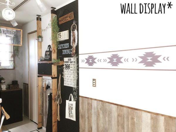 壁面収納12