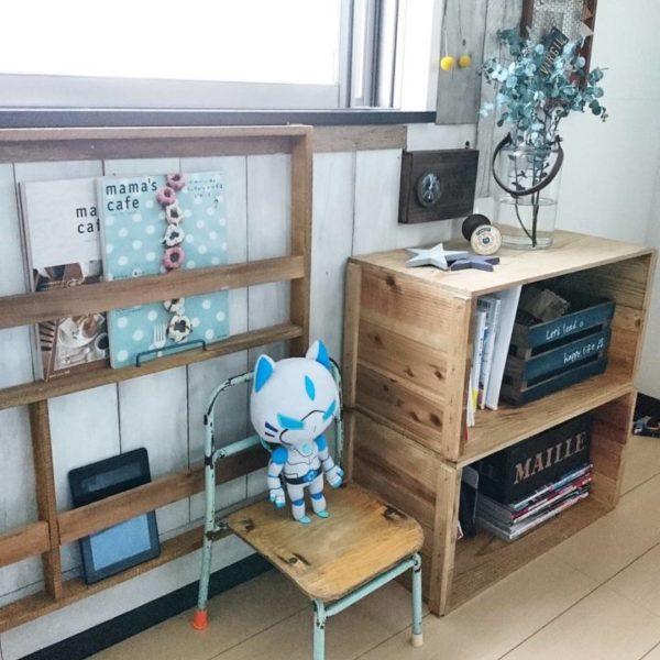 本棚をDIY29