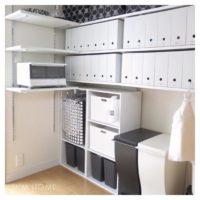 無印良品のファイルボックスを使った収納術10選!たくさん使ってお部屋をすっきりと