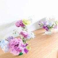 お花を飾ってワンランクアップ!お花のあるオシャレな暮らし♡