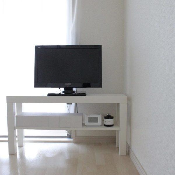 テレビの壁面収納実例25