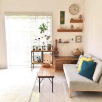 無印良品 壁につけられる家具 タモ材 ナチュラル 箱1マス ×2個セット