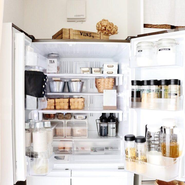 冷蔵庫収納アイデア集5