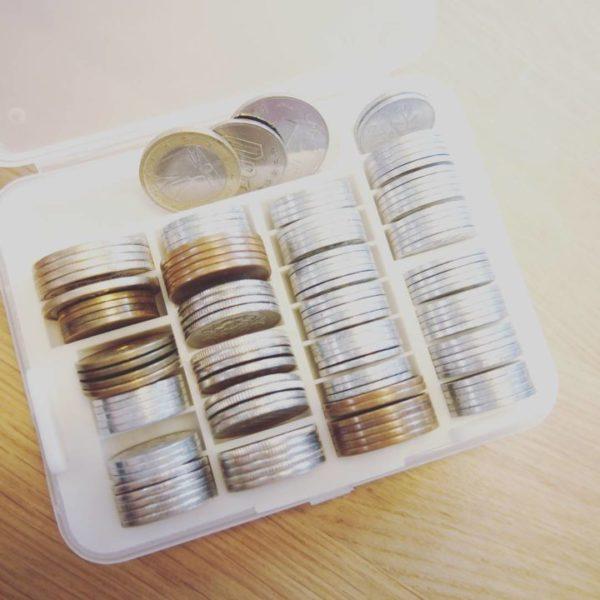 小銭収納ケース