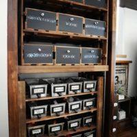 100均のすのこを使って簡単DIY☆ディスプレイ雑貨や収納棚まで!