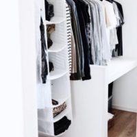 【100均・無印良品・IKEA・ニトリ】プチプラアイテムを使った洋服収納のコツ15選☆