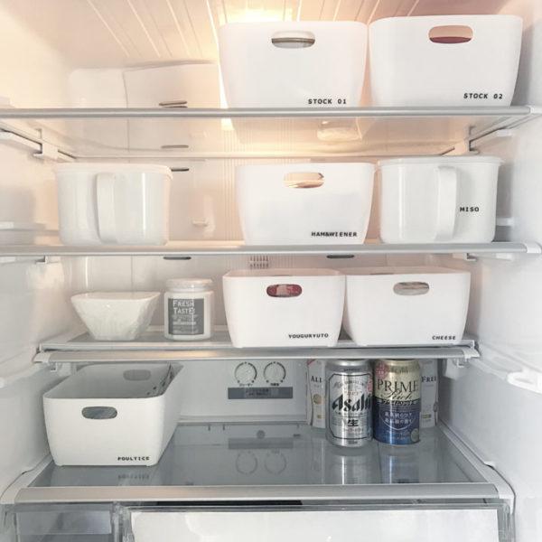 冷蔵庫収納アイデア集7