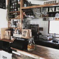 男前からナチュラル、レトロまで♡カウンターをDIY&アレンジして、カフェ気分