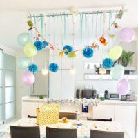 誕生日の飾りつけ&ケーキデコ実例15選☆誕生日をかわいくお祝いしよう♪