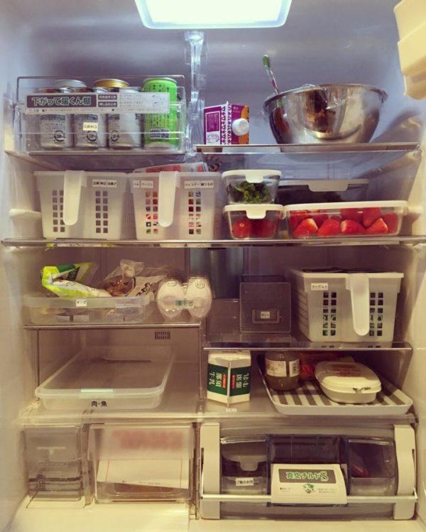 冷蔵庫収納アイデア集8