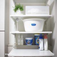シンプルな空間でくらす。すっきり収納アイデア!