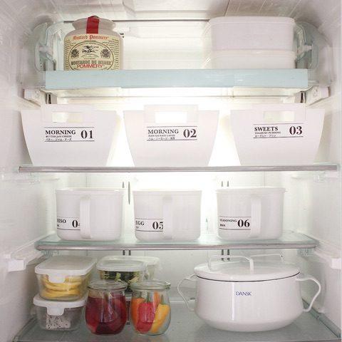 冷蔵庫収納アイデア集11
