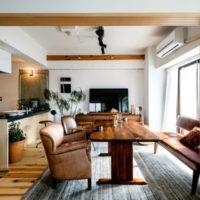 家の構造を活かしたインテリアと質のいいものに囲まれた暮らし実例20選☆