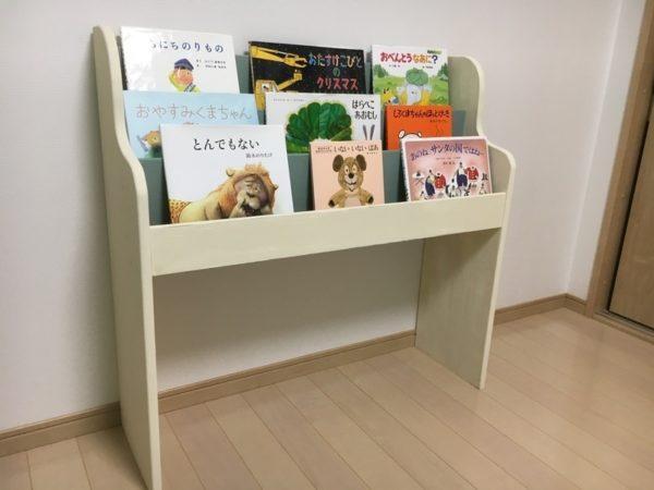 本棚をDIY46