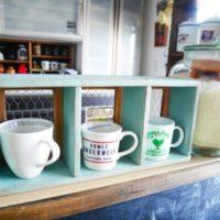 おうちカフェをランクアップ!100均アイテムを使ったディスプレイスペース