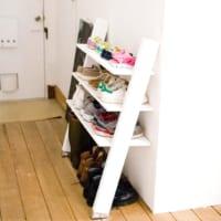 靴箱DIY方法&コーディネート実例特集☆大きさ・形も自由自在で簡単に作れる♪