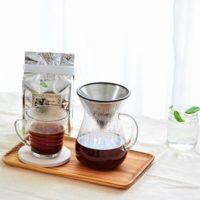 コーヒー生活を始めよう☆コーヒーの抽出方法とグッズをご紹介!