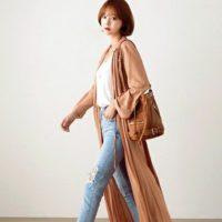 かわいくて真似したくなる韓国ファッション15選♡秋のおしゃれコーデをご紹介♪