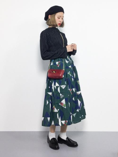 スカート6