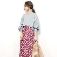 スウェットで秋ファッションを楽しみたい!おしゃれカジュアルに欠かせないスウェットコーデ15選♡