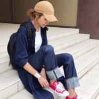 オールシーズン楽しみたいカジュアルコーデ☆秋もカジュアルなファッションを!