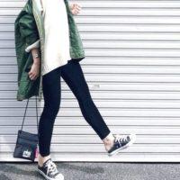 【adidas・CONVERSE・NIKE】の大人スニーカーコーデ♡秋冬もスニーカーが大活躍!