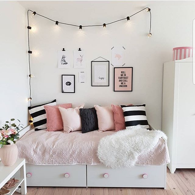 Pink Black And White Bedroom Designs Wall Art Ideas For Bedroom Bedroom Ceiling Designs 2013 Jack Wills Bedroom Wallpaper: Ã�ンク色で女性らしいインテリアにしてみませんか♪雑貨や配色で取り入れるアイディア15選