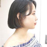 程よい抜け感と重さが可愛い♪韓国風ヘアスタイルで大人可愛くなろう!