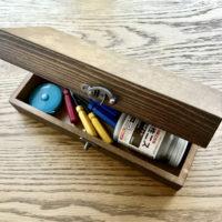 【100均DIY動画】簡単便利な工具箱をDIY☆DIY用の工具収納にもぴったり