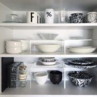 おしゃれさんの食器棚をのぞき見♡収納アイデアや買うべき食器の参考にしよう♪