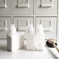 【100均、無印良品】シンプル詰め替え容器でお部屋をスッキリ快適に◎