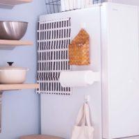冷蔵庫の側面をかしこく使おう♡暮らし上手さんの素敵な実例集20選!