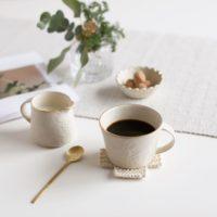 美味しいコーヒーとおしゃれな食器で♡おうちカフェはじめませんか♩