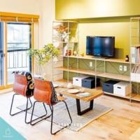 壁面収納でテレビもすっきり収納!ポイント&実例をご紹介☆