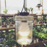 ランプ&ライトを簡単DIY☆リーズナブルにできるのにとってもおしゃれなインテリア照明♪