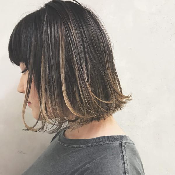 前髪あり14