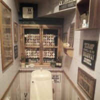 100均アイテムを使って、洗面台やトイレを可愛く素敵な空間に☆
