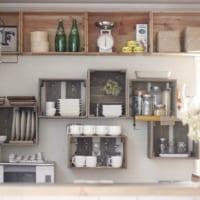 毎日使うキッチンだからこそひと工夫☆DIYでキッチンをもっと楽しく!