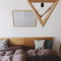 ベッドサイドをほんのり照らそう!寝室の照明家具アイディア集