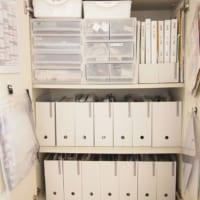 どんな場所にも大活躍!ファイルケースを使った美しい収納術まとめ☆
