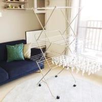 もっと家事がラクになる!ハンガーの収納法や室内干しアイテムをご紹介☆