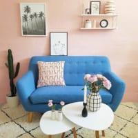 ピンクを取り入れたかわいいお部屋実例20選♡海外インテリアからカラー使いを学ぼう!