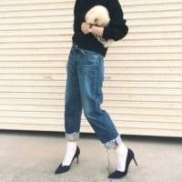 靴下をもっと大人可愛く♡冬の暖かアイテムを使った大人の着こなし17選☆