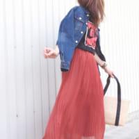 大人可愛いプリーツスカートはプチプラで♪ユニクロ・GU・しまむらで厳選アイテムをチェック☆