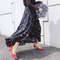 今季も大人気の柄スカート☆柄スカートを主役にした大人女子の秋コーデ15選♡