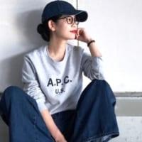 フレンチシックな魅力溢れる♪「A.P.C.」のアイテムでパリジェンヌのような着こなし17選♡