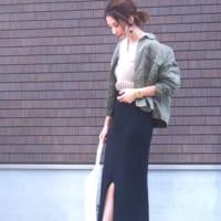 今年も大活躍!ユニクロの『メリノブレンドリブスカート』で作る大人女子コーデまとめ♡