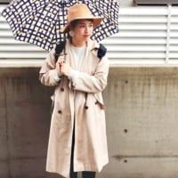雨の日もハッピーにお出かけしたい!可愛くておしゃれな「雨の日コーデ」15選!