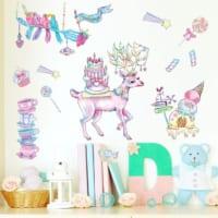 可愛い子供部屋にしたい!壁にこだわった素敵なキッズルームをご紹介