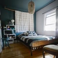 快適な寝室を作るポイントは?お洒落な寝室のコーデ&サイドテーブルの使い方をご紹介☆